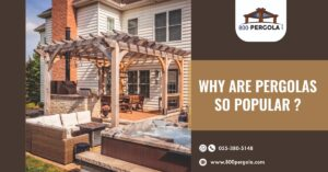 Why Are Pergolas So Popular? 800 Pergola, Best Pergola Designer in Dubai, Wooden Pergola